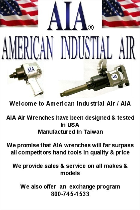 Air Wrenches