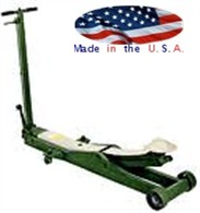 Weaver 4 Ton Manual Floor Jack Made In The USA