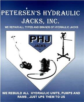 Petersen's Hydraulic Jacks - Petersen's Hydraulic Jack Repair